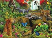 Jigsaw Puzzles for Kids - Wild Jungle