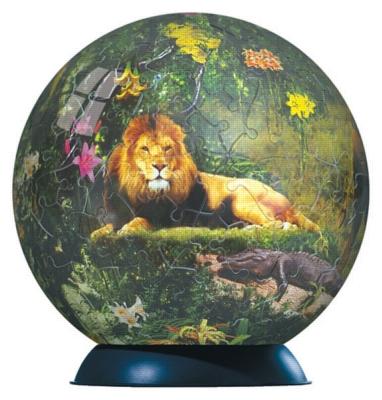 Wildlife - 240pc Puzzleball by Ravensburger