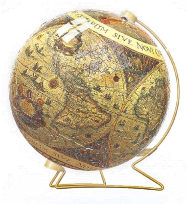 Historical Globe - 540pc Puzzleball by Ravensburger