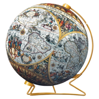 New Historical World - 540pc Puzzleball by Ravensburger
