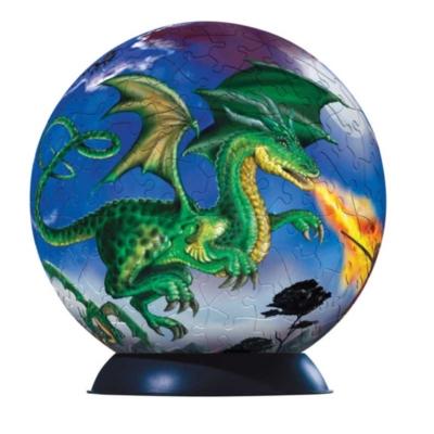 Dragon World - 240pc Puzzleball by Ravensburger