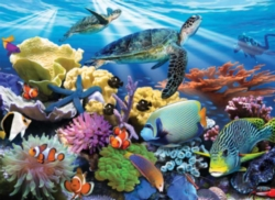 Ravensburger Jigsaw Puzzles - Ocean Turtles