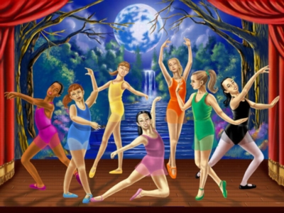 Ballet Beauties - 200pc Jigsaw Puzzle by Ravensburger
