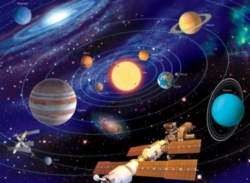 Ravensburger Jigsaw Puzzles - The Solar System