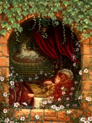 Sleeping Beauty - 300pc Jigsaw Puzzle by Ravensburger