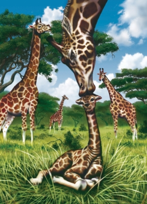 Motherly Love - 300pc Jigsaw Puzzle by Ravensburger
