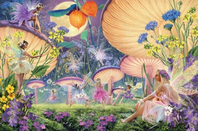 Fairy Ring - 300pc Jigsaw Puzzle by Ravensburger