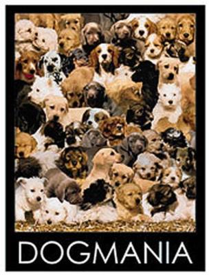 Dog Mania - 1000pc Jigsaw Puzzle by Ravensburger