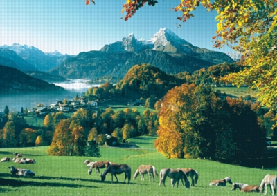 Berchtesgaden, Germany - 1000pc Jigsaw Puzzle by Ravensburger