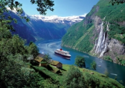 Ravensburger Jigsaw Puzzles - Norwegian Fjord