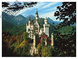 Neuschwanstein Castle - 1500pc Jigsaw Puzzle by Ravensburger