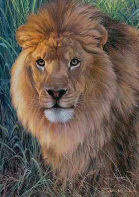 Animal King - 1500pc Jigsaw Puzzle by Ravensburger
