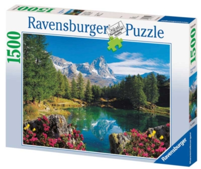 Matterhorn Splendor - 1500pc Jigsaw Puzzle by Ravensburger