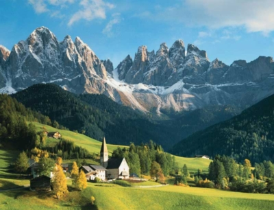 Italy's Dolomites - 2000pc Jigsaw Puzzle by Ravensburger