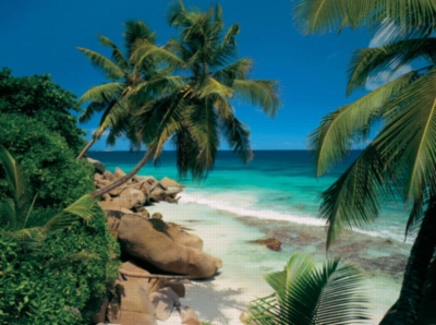 Seychelles - 3000pc Jigsaw Puzzle by Ravensburger