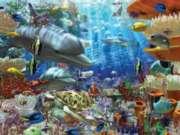 Jigsaw Puzzle - Oceanic Wonders
