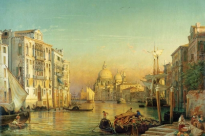 Grand Canal in Venice - 3000pc Jigsaw Puzzle by Ravensburger