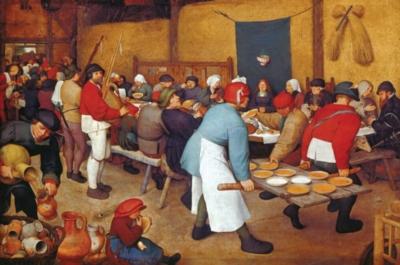 Brueghel: Farm Wedding - 5000pc Jigsaw Puzzle by Ravensburger