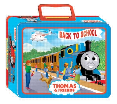 Thomas & Friends: Back to School - 35pc Jigsaw Puzzle in a Tin by Ravensburger