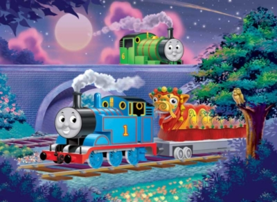 Thomas & Friends: Thomas and the Chinese Dragon - 35pc Ravensburger Puzzle in a Tin by Ravensburger