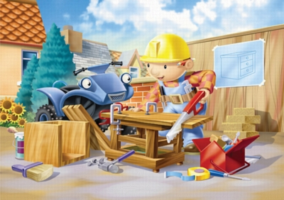 Bob the Builder: Bob At Work - 35pc Jigsaw Puzzle by Ravensburger