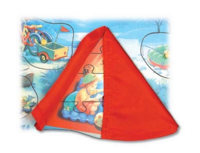 Camping Adventure - 9pc Wooden Puzzle by Ravensburger