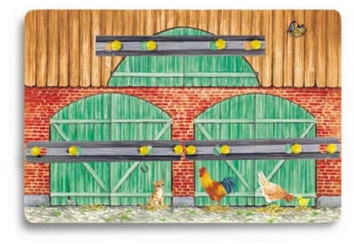 What's in the Barn? - Wooden Puzzle by Ravensburger