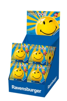 Smiley World - 60pc Puzzleball by Ravensburger