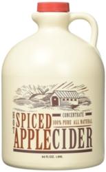 Mountain Cider Spiced Cider Concentrate - 64 oz. Jug Case