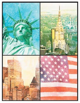 Spirit of New York - 500pc Jigsaw Puzzle by Springbok
