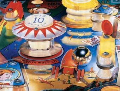 Pinball Wizard - 500pc Jigsaw Puzzle by Springbok