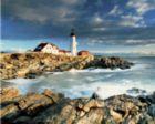 Portland Head Lighthouse - 1000pc Jigsaw Puzzle by Springbok