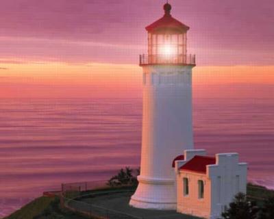 Washington State Lighthouse - 1000pc Jigsaw Puzzle by Springbok