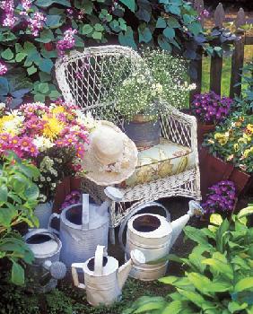 Floral Serenity - 1000pc Springbok Jigsaw Puzzle