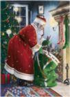 Santa's Delivery - 1000pc Springbok Jigsaw Puzzle