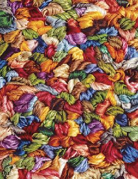Yards of Yarn - 1500pc Springbok Jigsaw Puzzle