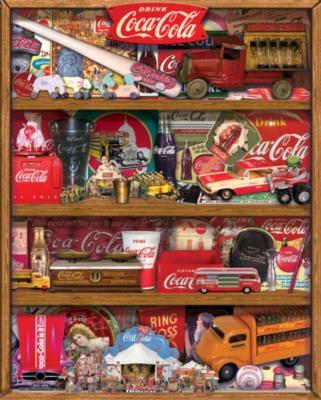 Coca-Cola: The Collection - 1500pc Springbok Jigsaw Puzzle
