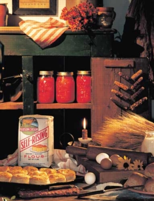 Country Cupboard - 350pc Large Format Jigsaw Puzzle by Springbok