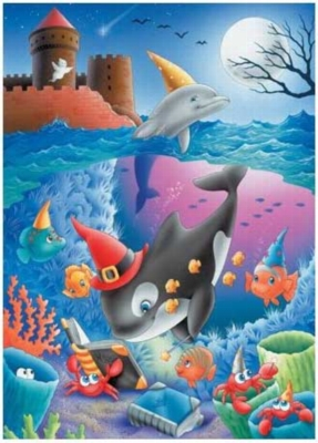 Playtime - 25pc Jigsaw Puzzle by Serendipity