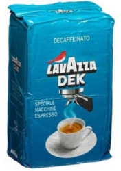 Lavazza Dek Espresso Bar - 1.1 lb. Ground Espresso Brick
