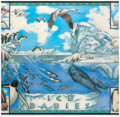 Ice Babies - 399pc Jigsaw Puzzle by Serendipity