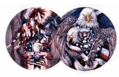 The Calling - 800pc Double Round Jigsaw Puzzle by Serendipity