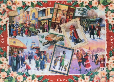 Christmas Traditions - 1000pc Jigsaw Puzzle by Serendipity