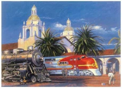 Serendipity Jigsaw Puzzles - The New Warbonnet At San Diego