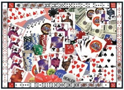 Jokers Wild - 1000pc Jigsaw Puzzle by Serendipity