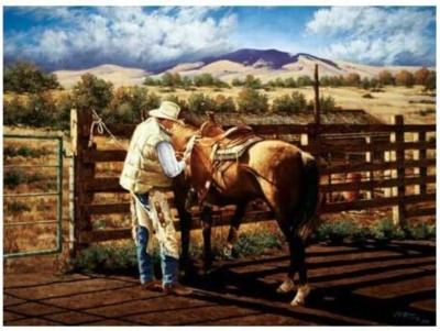 Indian Summer - 1000pc Jigsaw Puzzle by Serendipity