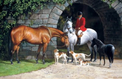 Serendipity Jigsaw Puzzles - The Hunt