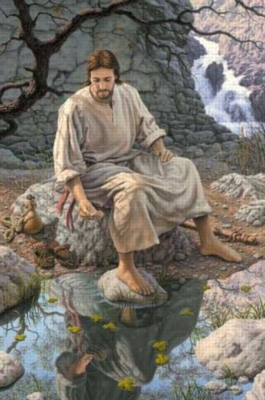 Living Water - 1000pc Jigsaw Puzzle by Serendipity