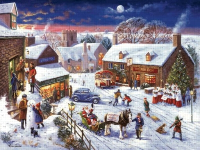 Christmas Appeal - 1000pc Jigsaw Puzzle by Sunsout