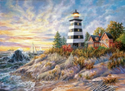 Out of Harm's Way - 1500pc Jigsaw Puzzle by Sunsout